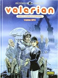 Papel Valerian Agente Espaciotemporal Vol.4