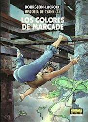 Libro 4. Los Colores De Marcade  Historia De Cyann