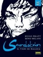 Papel Sandokan, El Tigre De La Malasia