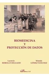 E-book Biomedicina y protección de datos