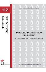 E-book Derecho eclesiástico del Estado.