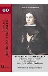 E-book Fernando de Valenzuela