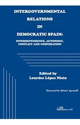 E-book Intergovernmental relations in democratic Spain