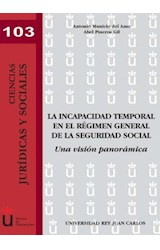 E-book La incapacidad temporal en el régimen general de la seguridad social