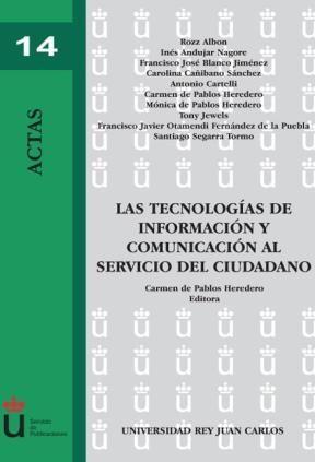 E-book Las Tecnologías De Información Y Comunicación Al Servicio Del Ciudadano