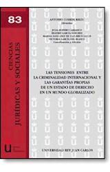 E-book Las tensiones entre la criminalidad internacional y las garantías propias de un Estado de derecho en un mundo globalizado.
