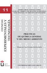 E-book Prácticas de química general y del medio ambiente