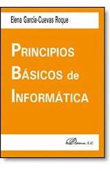 E-book Principios básicos de informática