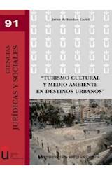 E-book Turismo cultural y medio ambiente en destinos urbanos