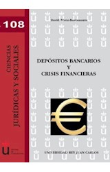 E-book Depósitos bancarios y crisis financieras