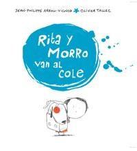 Papel Rita Y Morro Van Al Cole