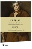 Papel FABULAS (BIBLIOTECA CLASICA GREDOS)