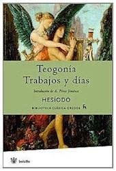 Papel Teogonia - Trabajos Y Dias