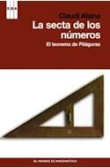 Papel SECTA DE LOS NUMEROS EL TEOREMA DE PITAGORAS (DIVULGACION)
