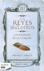 Papel Reyes Malditos Iii, Los Venenos De La Corona