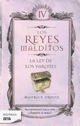 Libro 4. Los Reyes Malditos  La Ley De Los Varones