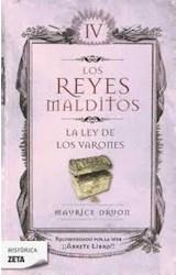 Papel REYES MALDITOS IV LA LEY DE LOS VARONES