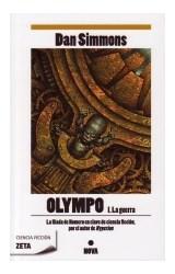 Papel OLYMPO 1 LA GUERRA LA ILIADA DE HOMERO EN CLAVE DE CIENCIA FICCION (NOVA)