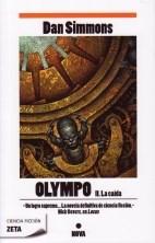Papel Olympo Ii, La Caida