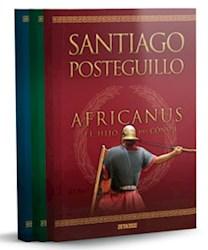 Libro Caja Trilogia Africanus