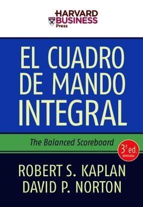 E-book El Cuadro De Mando Integral