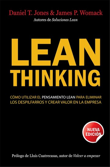 E-book Lean Thinking