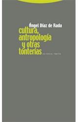Papel CULTURA, ANTROPOLOGIA Y OTRAS TONTERIAS