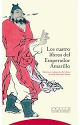 Papel LOS CUATRO LIBROS DEL EMPERADOR AMARILLO