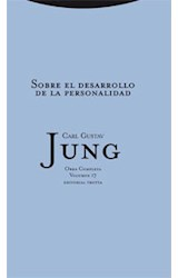 Papel OBRA COMPLETA 17 SOBRE EL DESARROLLO DE LA PERSONALIDAD (