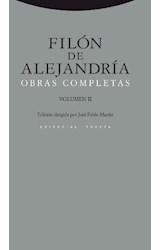 Papel OBRAS COMPLETAS VOLUMEN II
