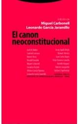 Papel EL CANON NEOCONSTITUCIONAL