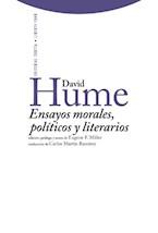 Papel ENSAYOS MORALES, POLITICOS Y LITERARIOS