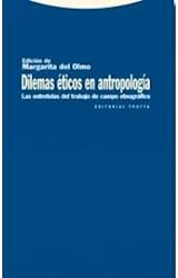 Papel DILEMAS ETICOS EN ANTROPOLOGIA