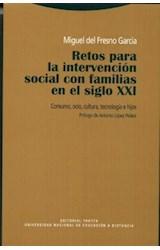 Papel RETOS PARA LA INTERVENCION SOCIAL CON FAMILIAS EN EL SIGLO X