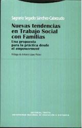 Papel NUEVAS TENDENCIAS EN TRABAJO SOCIAL CON FAMILIAS