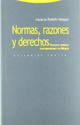 Papel NORMAS, RAZONES Y DERECHOS
