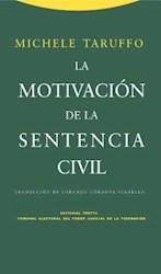 Libro La Motivacion De La Sentencia Civil