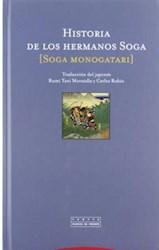 Libro Historia De Los Hermanos Soga (Soga Monogatari)