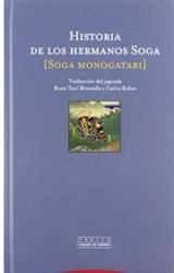Papel HISTORIA DE LOS HERMANOS SOGA
