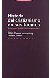 Papel HISTORIA DEL CRISTIANISMO EN SUS FUENTES