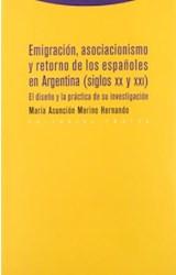Papel EMIGRACION, ASOCIACIONISMO Y RETORNO DE LOS ESPAÑOLES EN ARG