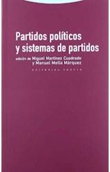 Papel PARTIDOS POLITICOS Y SISTEMAS DE PARTIDOS
