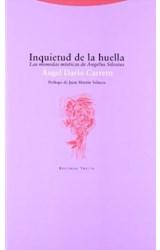 Papel INQUIETUD DE LA HUELLA