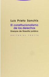 Papel EL CONSTITUCIONALISMO DE LOS DERECHOS