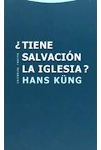 Papel TIENE SALVACION LA IGLESIA