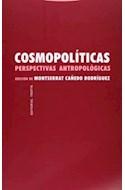 Papel COSMOPOLITICAS PERSPECTIVAS ANTROPOLOGICAS