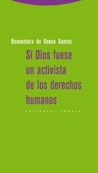 Libro Si Dios Fuese Un Activista De Los Derechos Humanos
