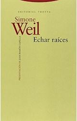 Papel ECHAR RAICES