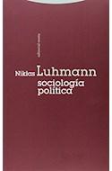 Papel SOCIOLOGIA POLITICA (ESTRUCTURAS Y PROCESOS) (RUSTICA)