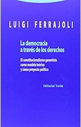 Papel LA DEMOCRACIA A TRAVES DE LOS DERECHOS
